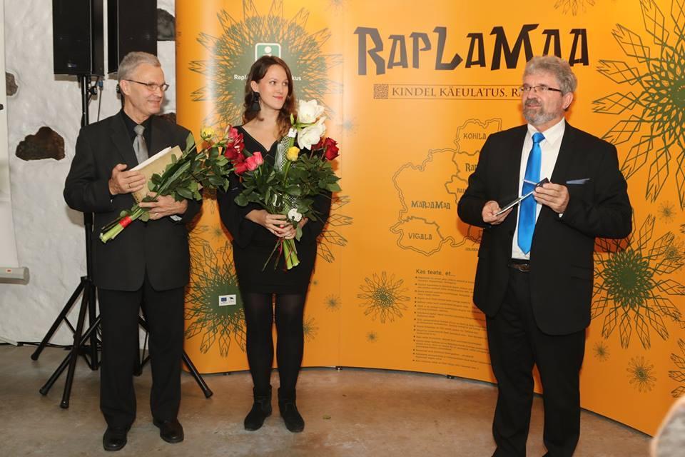 Muusika- ja teatrifestival SÄRIN on Raplamaa Aasta Tegu 2016
